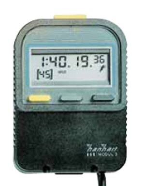 15e15451a6a Cronómetro digital HANHART 925 (Modul 3)
