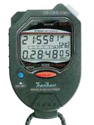 1229c03ff5c Cronómetro digital HANHART 945 (Delta E200)