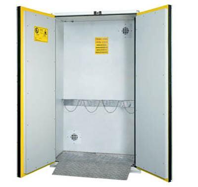 Armario de seguridad bombonas de gas bc 1350 gs - Armario cubre calderas ...